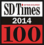 SD Times Top 100 for 2014